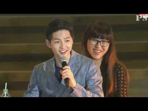 160625 송중기 대만 팬미팅 (2) Song Joong Ki Taiwan Fan-meeting (2)