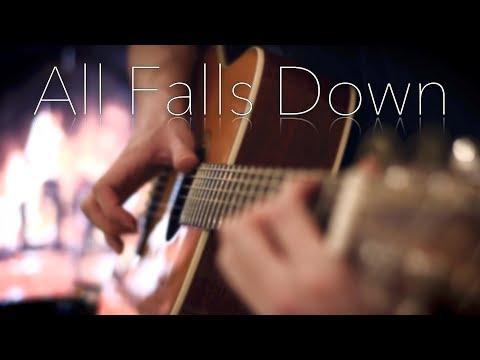 Alan Walker  All Falls Down  Fingerstyle Guitar   Joni Laakkonen