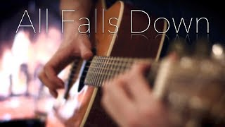 Alan Walker - All Falls Down - Fingerstyle Guitar Cover // Joni Laakkonen