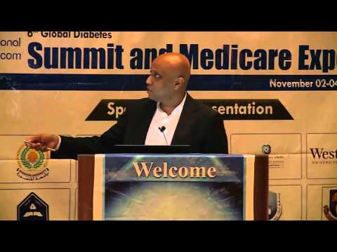 Kenneth Craig | Kompass Centre for Shockwave Therapy & Research | New Zealand | Diabetes Expo 2015