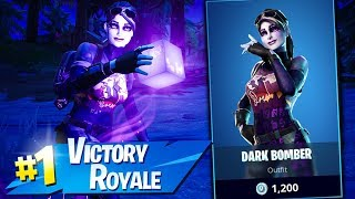 LIVESTREAM #738 FORTNITE! NEW DARK BOMBER SKIN IN THE STORE! Buy? NEW BRUTAL PICK:D 🏆 555 WINS