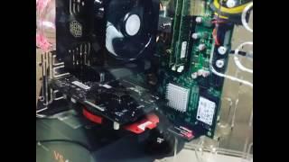 Краткое видео от Максима Горшенина про Эльбрус-8С1