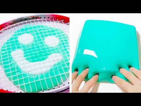 The Most Satisfying Slime ASMR Videos | Relaxing Oddly Satisfying Slime 2019 | 122