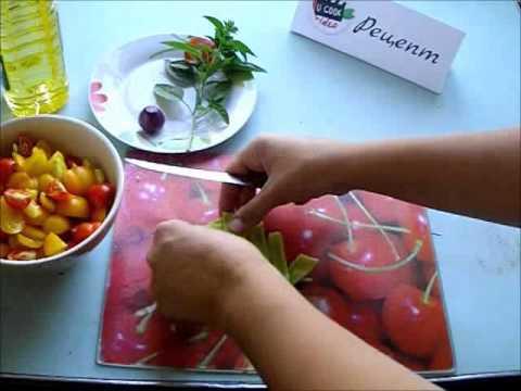 200Рецепты салатов лето