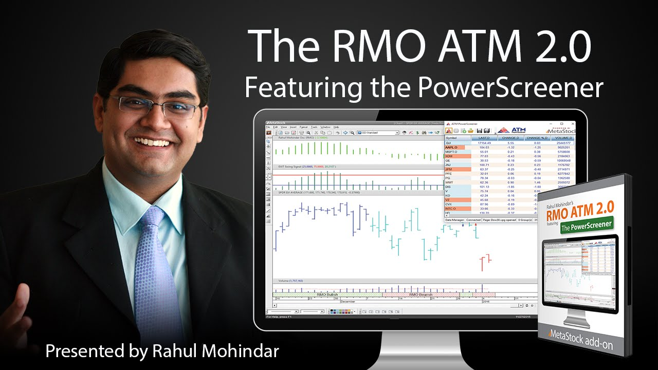 The Rmo Atm 2 0 For Metastock Youtube