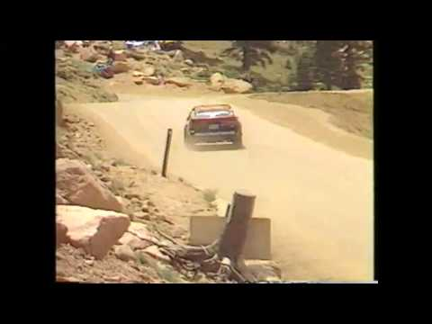 PIkes Peak International Hillclimb coverage 1993