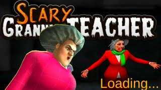 Scary GRANNY TEACHER 3D [Level 1 - 5] Gameplay - Walkthrough | Android - IOS | by Hadi Technologies