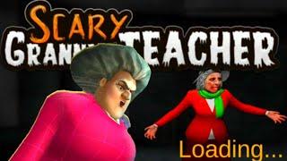 Scary GRANNY TEACHER 3D [Level 1 - 5] Gameplay - Walkthrough | Android - IOS |by Hadi Technologies