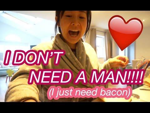 I DON'T NEED A MAN!