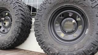 видео Nitto Trail Grappler M/T