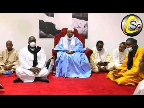 URGENT: Touba Declaration Serigne Bass Abdou khadre PRÉPARATION GRAND MAGAL DE TOUBA 2020 Ak C0R0NA