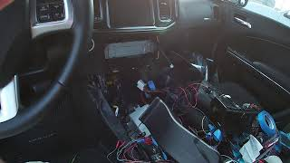 2011-2014 Dodge Charger Police Package Center Console Wiring Explained Part One.