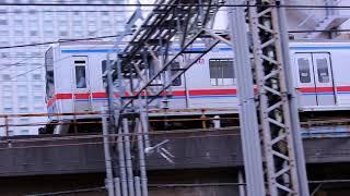 京成電鉄 京成3700形(3728)車両