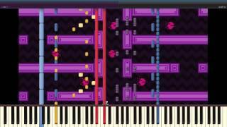 [Synthesia] VVVVVV - Pressure Cooker MIDI (+ download)