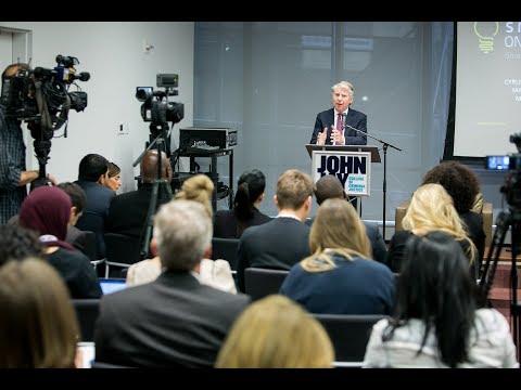 Cyrus Vance Jr Talks The Role of The Prosecutor (FULL KEYNOTE)