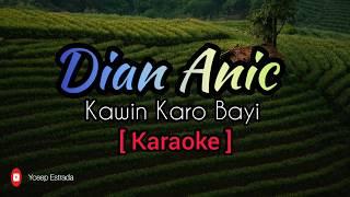 Download [ KARAOKE ] DIAN ANIC - KAWIN KARO BAYI ( Full Lyric ).