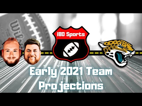Early 2021 NFL Projections- Jacksonville Jaguars