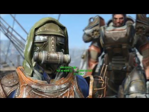fallout 4 pt 28 the uss constitution