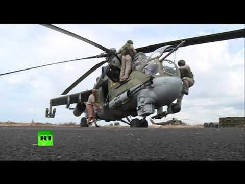 Российские вертолеты в