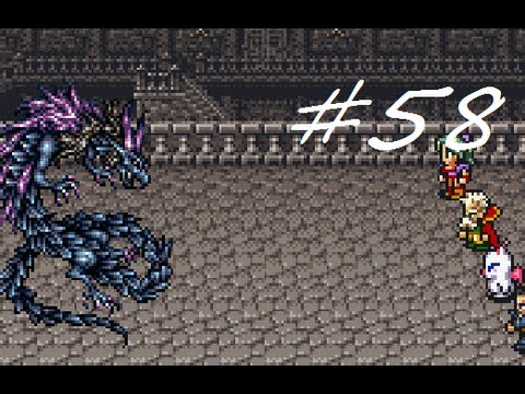 Let's Play Final Fantasy VI Advance #58 - Odin's Evolution