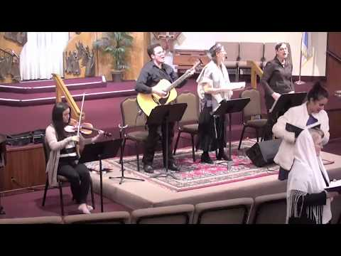 Friday Night Shabbat Service! - Temple Beth Tikvah - 1/18/2019 -Live Stream