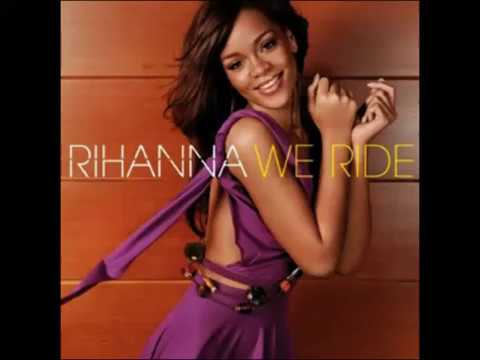 Rihanna - We Ride (Official Instrumental)