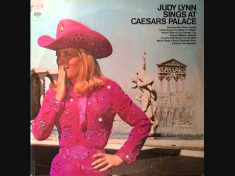 Judy Lynn - Gentle on my mind (live)