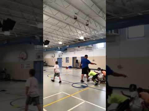 P E  Video Efland Cheeks Elementary School