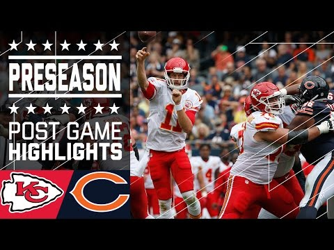 Chiefs vs. Bears | Post Game Highlights | NFL