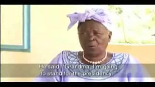 BARACK OBAMA AKA BARRY SOETORO PART 3 BARACK OBAMA'S GRAND MOTHER SAYS OBAMA WAS BORN IN KENYA