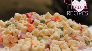 Summer Pasta Salad Recipe - I Heart Recipes