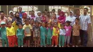 اندونيسيا - قطر الخيرية - اليوم الوطني لدولة قطر