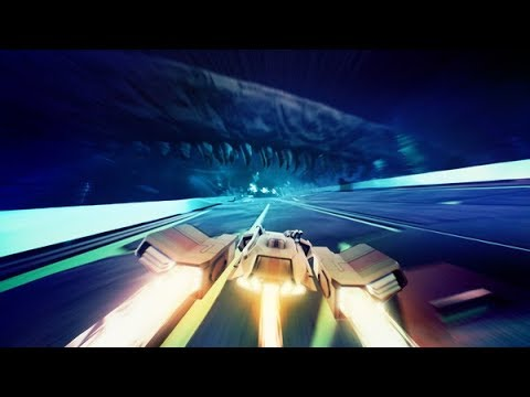 Redout Enhanced Edition Space Exploration Pack Gameplay (PC)