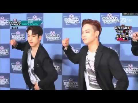 GOT7 BamBam and Jr. DANCE SCHOOL (GOT7- If You Do)