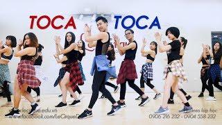 Bài nhảy Sexydance | Toca Toca  | Dancing with Minhx