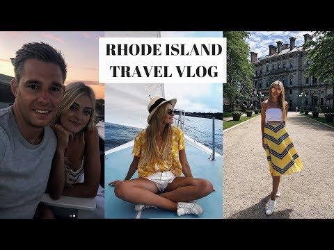 A WEEK IN RHODE ISLAND | Vlog #13