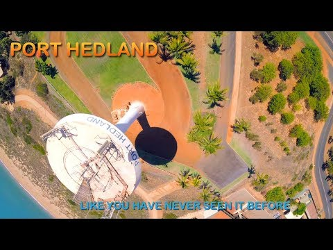 Port Hedland - Like you have never seen it before