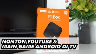 Xiaomi Mi Box Android TV - Mending Mi Box daripada Beli Smart TV?!!!