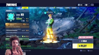 BEST Solo Player on Fortnite   Fast Builder on Console    1600+ Solo Wins