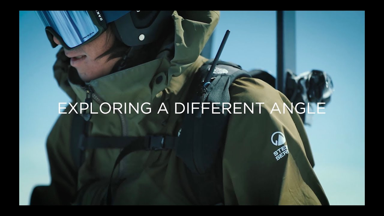 THE NORTH FACE & DJI - 「EXPLORING A DIFFERENT ANGLE」
