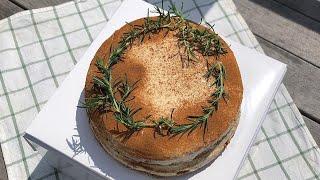 묵직하고 촉촉한 당근 케이크 ?, 당근 케이크 만들기 …