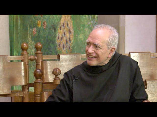 Entrevista al P. Ramon Ribera Mariné, monjo de Montserrat