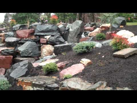 Landscape and waterscapes; Chris Orser Landscaping