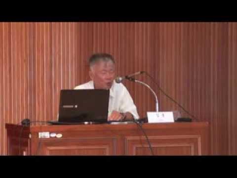 강연1: 김훈(소설가) 세상에서 글쓰기 - 2013예술로가로지르기 섬머아카데미