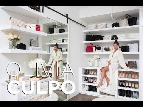 CLOSETPHILE: Olivia Culpo Closet Makeover