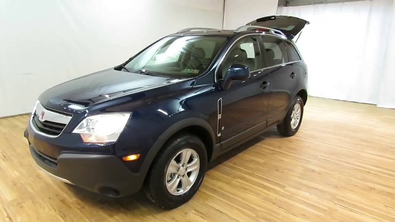 2009 Saturn Vue Xe Carvision Com