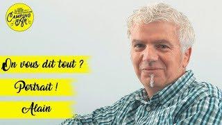 Portrait Alain fondateur de Destination Camping-car | Vlog
