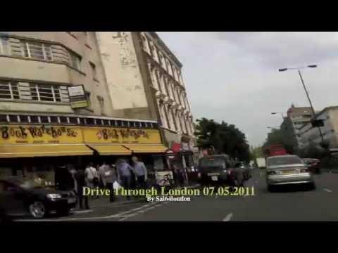 Drive Through London City 07.05.2011