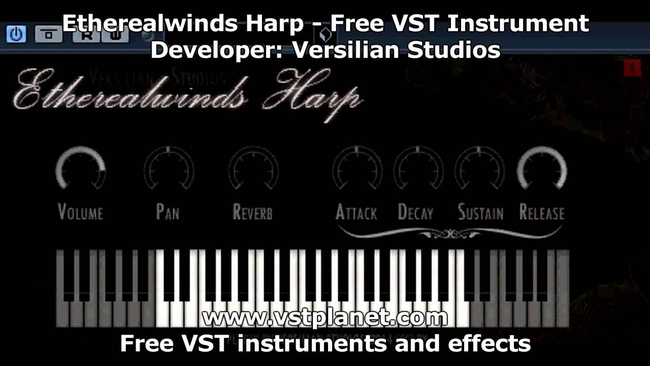 Image Result For Free Vst Harp