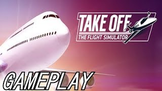 Take Off - The Flight Simulator | PC Indie Gameplay